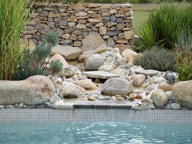 Deco jardin privatif st cl ment de riviere paysagiste jardin for Sujet de decoration de jardin