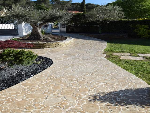 Paysagiste jardin sec decoration jardin sec for Jardin informatique
