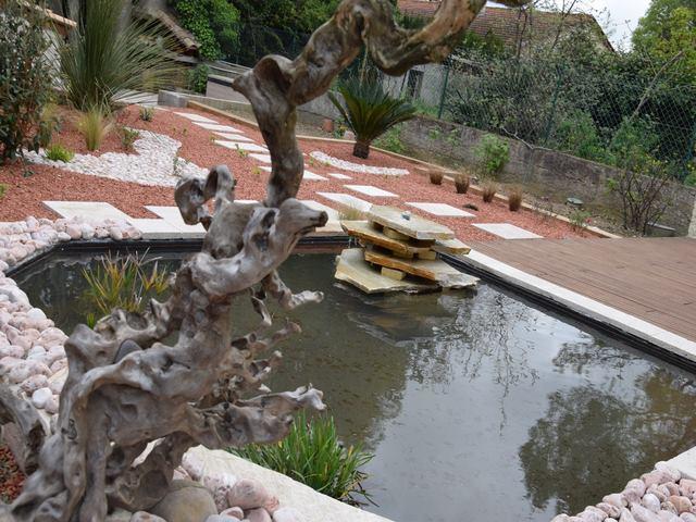 Jardin sec jardin deco