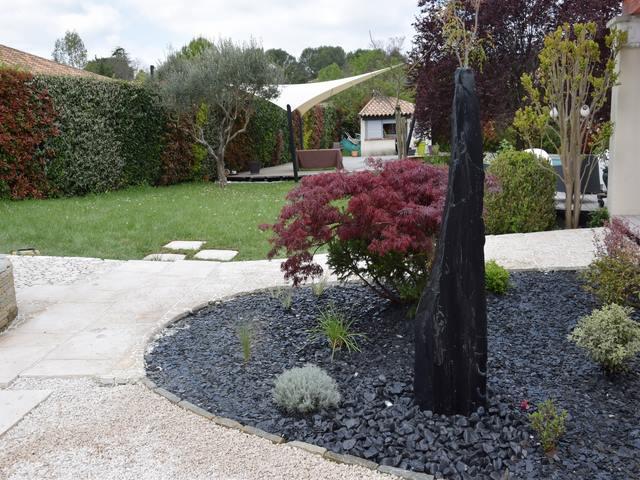 Paysagiste jardin sec