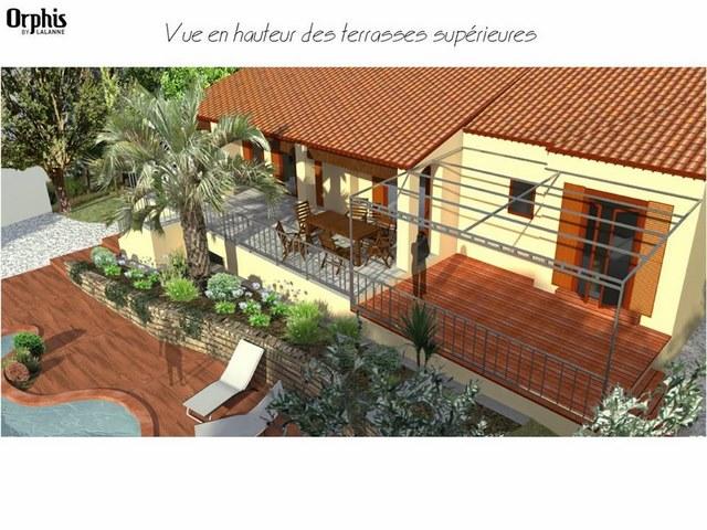 Jardin m diterran en concept montpellier herault gard - Conceptie jardin ...