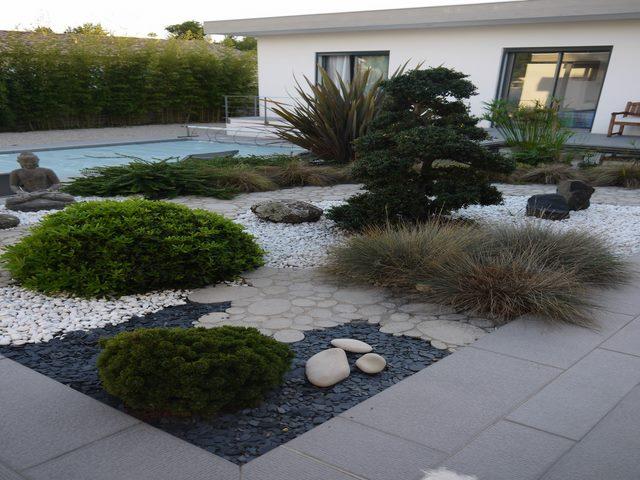 Jardin zen montpellier orphis paysagiste jardin orphis for Cascadas jardin zen