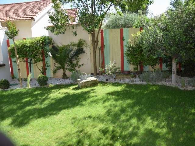 Decoration jardin vasion d tente est une r alisation de for Deco jardin paysagiste