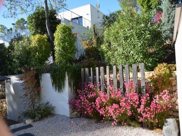 Un air de voyage paysagiste amenagement jardin sur mesure for Paysagiste jardin exotique