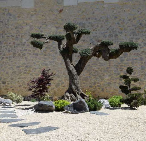 Echapée jardin zen