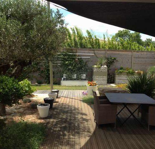 Amenagement jardin Avenir créatif