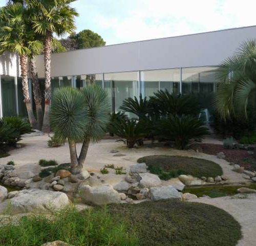 Les jardins d' Aureane