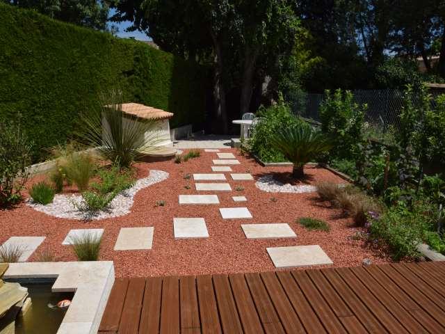 Decoration jardin cocooning sur mesure pour votre for Deco jardin paysagiste
