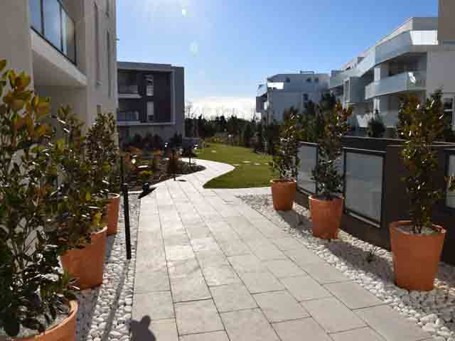 Amenagement jardin Montpellier Milady
