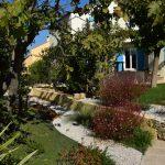 Jardin méditerranéen moderne 1