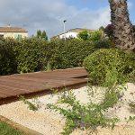 Aménagement global d'un jardin méditerranéen 1