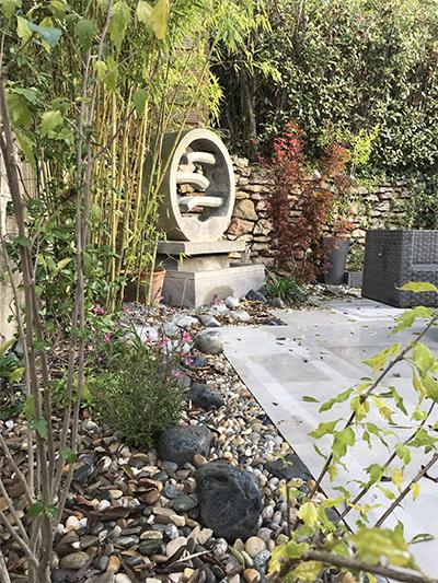 Aménagement d'un jardin à Teyran