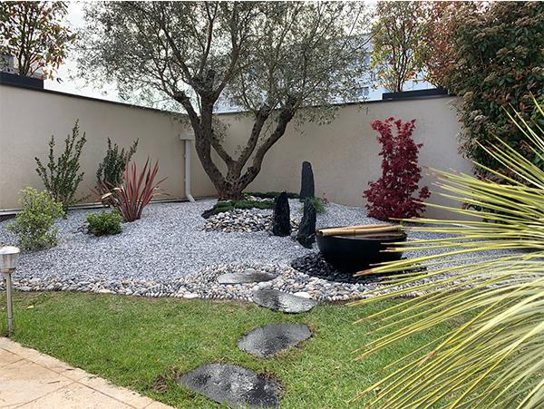 Aménagement d'un jardin asiatique à Montpellier