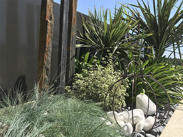 Aménagement d'une terrasse à Montpellier