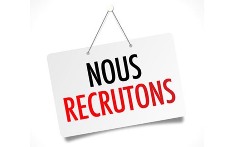 Offre de recrutement